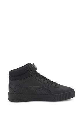 Puma Carina Mid-37323302-siyah-kadın Spor Ayakkabı- 0