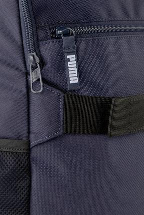 Puma Unisex Sırt Çantası - Deck Backpack Peacoat - 07690507 2