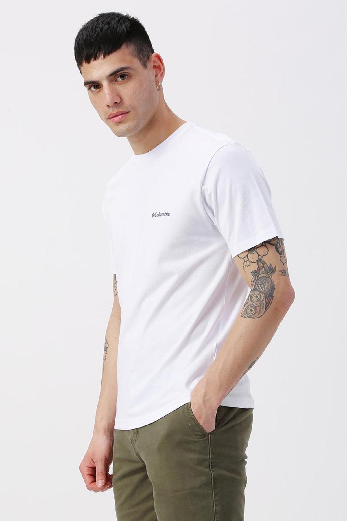 Columbia CSC BASIC SS TEE Erkek Tişört 3