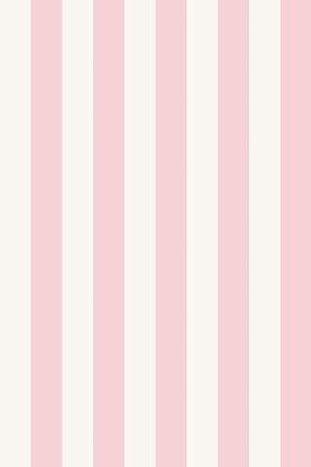 New Age Kalın Çizgili Açık Pembe Beyaz Duvar Kağıdı (5 M²)  7960 1