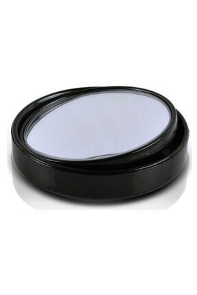 Carub Vipcar Dokunmatik Kör Nokta Aynası Siyah Yuvarlak 2 Adet 1