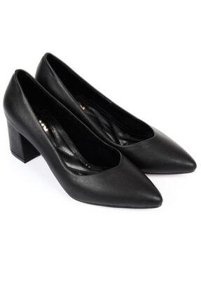 Gön Gön Kadın Topuklu Ayakkabı 38918 1