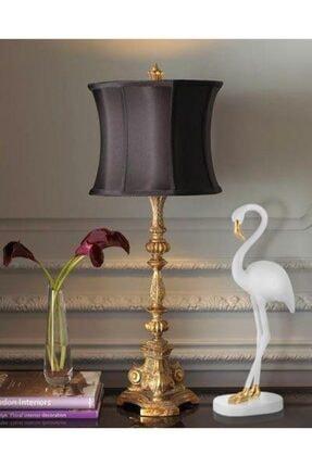 çiçekmisin Flamingo Masaüstü Dekoratif Obje 46 Cm - Beyaz 1
