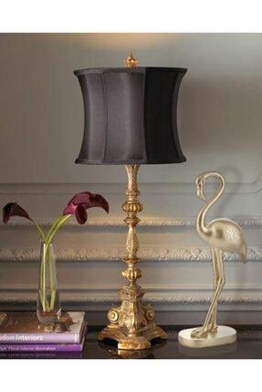 çiçekmisin Flamingo Masaüstü Dekoratif Ojbe 46 cm - Gold 1