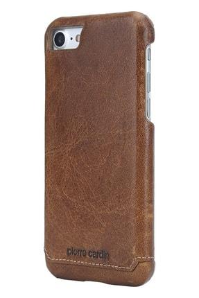 Iphone 7 / 8 Taba Deri Klasik Arka Kapak Pcl-p03 PC1042TY