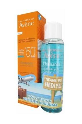 Avene Cleanance Solaire Spf50+ 50 ml Güneş Koruyucu 0