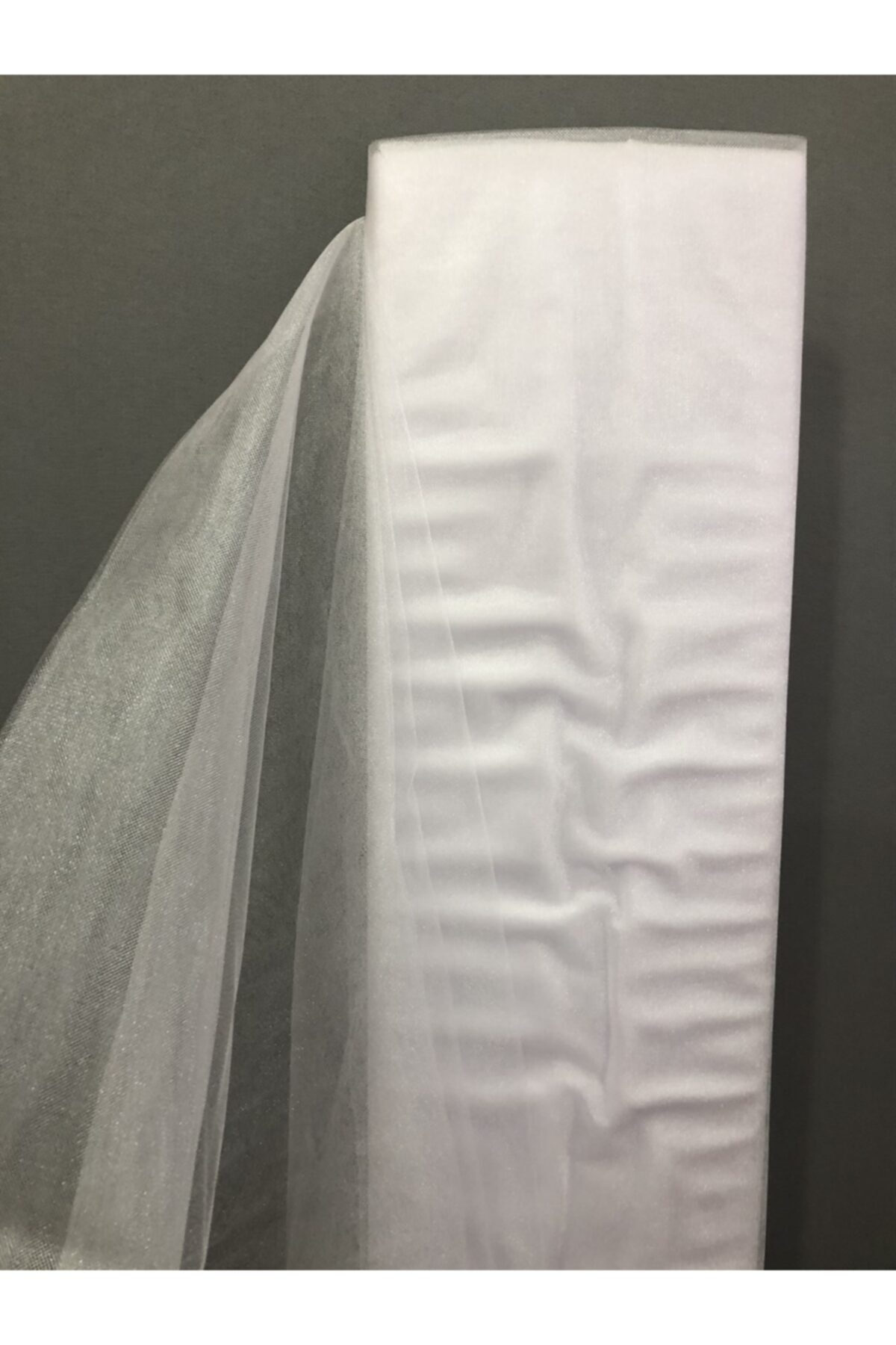 Beyaz Kristal Tül en 3 mt Boy 1 mt