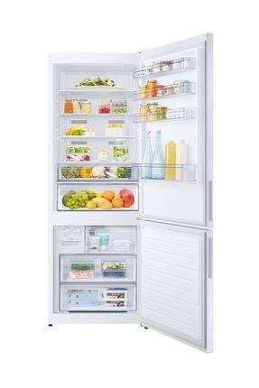 Samsung RB46TS334WW Twin Cooling Plus A++ Kombi No Frost Buzdolabı 1