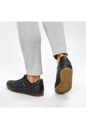 Kinetix Erkek  Siyah Ayakkabı 1