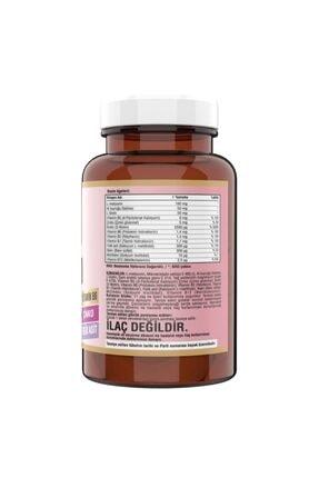 Ncs Biotin 2500 Mcg 60 Tablet L Sistein Çinko Vitamin B12 Saç Ve Tırnak Sağlığını Korumaya Yardımcı 1