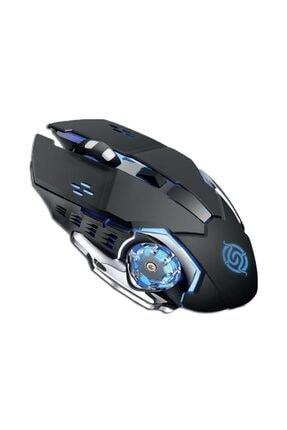 Havana Rampage Ha-k102 Işıklı Oyuncu Klavye Mouse Seti Mekanik His Rgbli 2