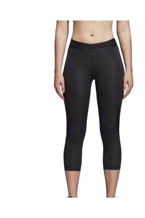 adidas Kadın Siyah  Tayt Ask Spr Tig 34 CF6556 0