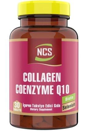 Ncs ® Collagen 2000 Mg Coenzyme Q10 200 Mg Biotin 30 Tablet 0
