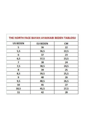 The North Face Kadın Gri Hedgehog Fastpack GoreTex Outdoor Ayakkabı 4