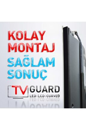 "TV Guard Regal 49r6520fa 49"" Inc 3 Mm Tv Ekran Koruyucu 3"