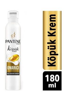Pantene Onarıcı ve Koruyucu Bakım Köpük Saç Bakım Kremi 180 ml 0