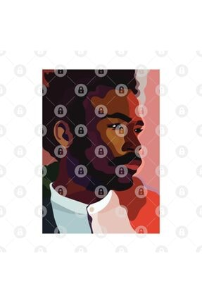 TatFast Childish Gambino Portrait Kupa 2