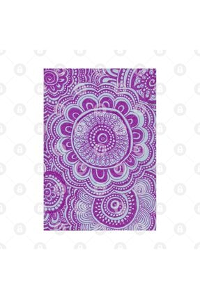 TatFast Purple Flowers Kupa 2