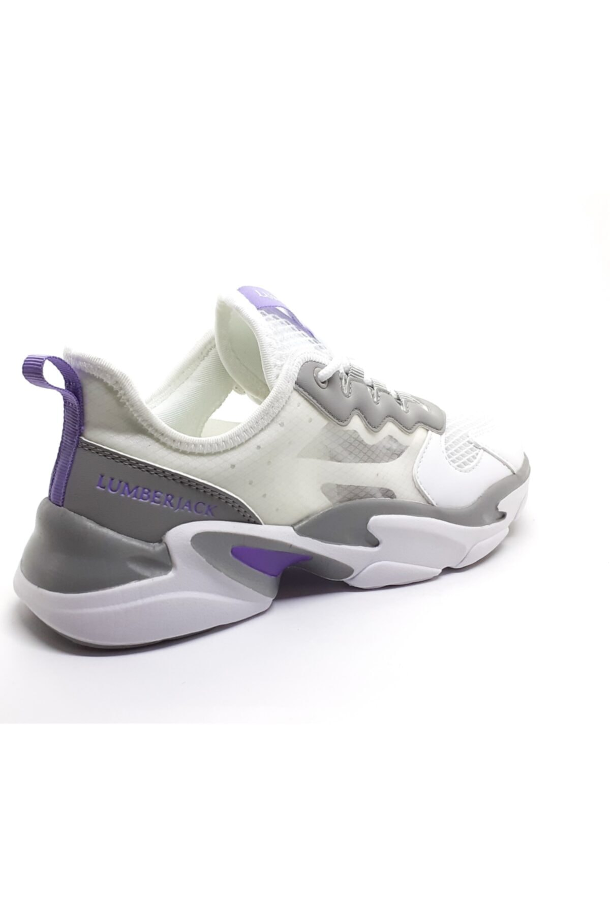 Lumberjack GLASSY WMN Beyaz Kadın Sneaker Ayakkabı 100497117