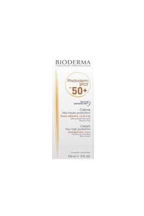 Bioderma Photoderm Spot SPF 50+ Leke Karşıtı Güneş Kremi 150 ml 1