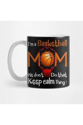 TatFast I'm A Basketball Mom Funny Mother's Day Gift Kupa 0