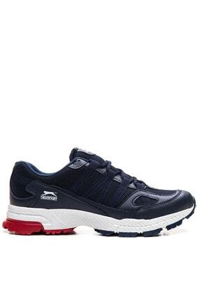 Slazenger Erkek Lacivert Arasta Koşu ve Yürüyüş Ayakkabısı 0