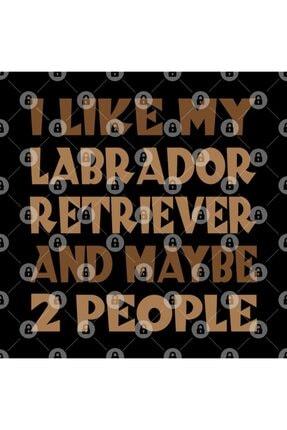 TatFast I Like My Labrador Retriever And Maybe 2 People Kupa 2