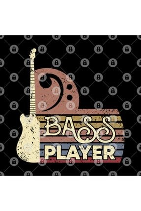 TatFast Bass Guitar Player Vintage Bass Clef Gift For Bassist Kupa 2