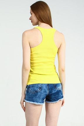 Collezione Kadın Sarı Atlet Folgard UCB480856A39 3