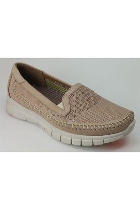 Forelli Kadın  Bej Ortopedik Günlük Ayakkabı Bej 0