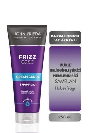 John Frieda Bukle Belirginleştirici Şampuan 250 Ml 0