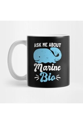 TatFast Marine Biology   Ask Me About Bio Gift Kupa 0