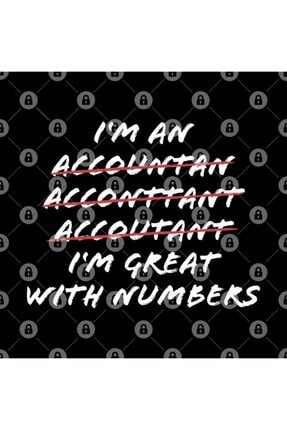 TatFast I'm Great With Numbers Funny Accountant Cpa Gift Kupa 2
