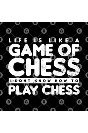 TatFast Chess Club | Life Is Like A Game Of Chess Gift Kupa 2