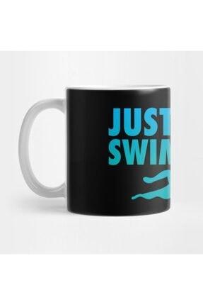 TatFast Just Keep Swimming' Swimming Kupa 0