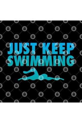 TatFast Just Keep Swimming' Swimming Kupa 2
