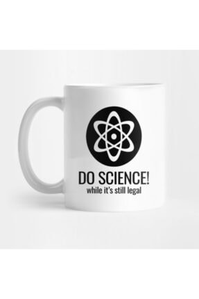 TatFast Do Science While Its Still Legal' Cool Science Atom Gift Kupa 0