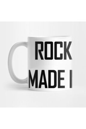 TatFast Rock Music Made Me Do It. Kupa 0
