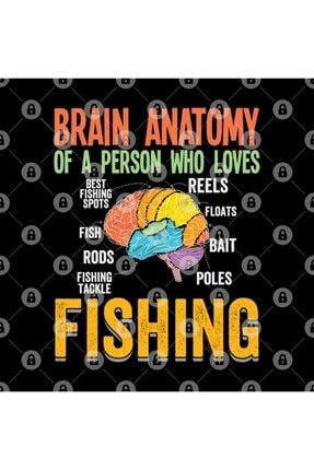 TatFast Brain Anatomy Of A Person Who Loves Fishing Kupa 2
