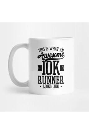TatFast 10k Running | What An Awesome Looks Like Gift Kupa 0