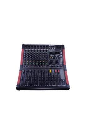 S-Line Audio 8 Kanal Amfi Power Mixer 0