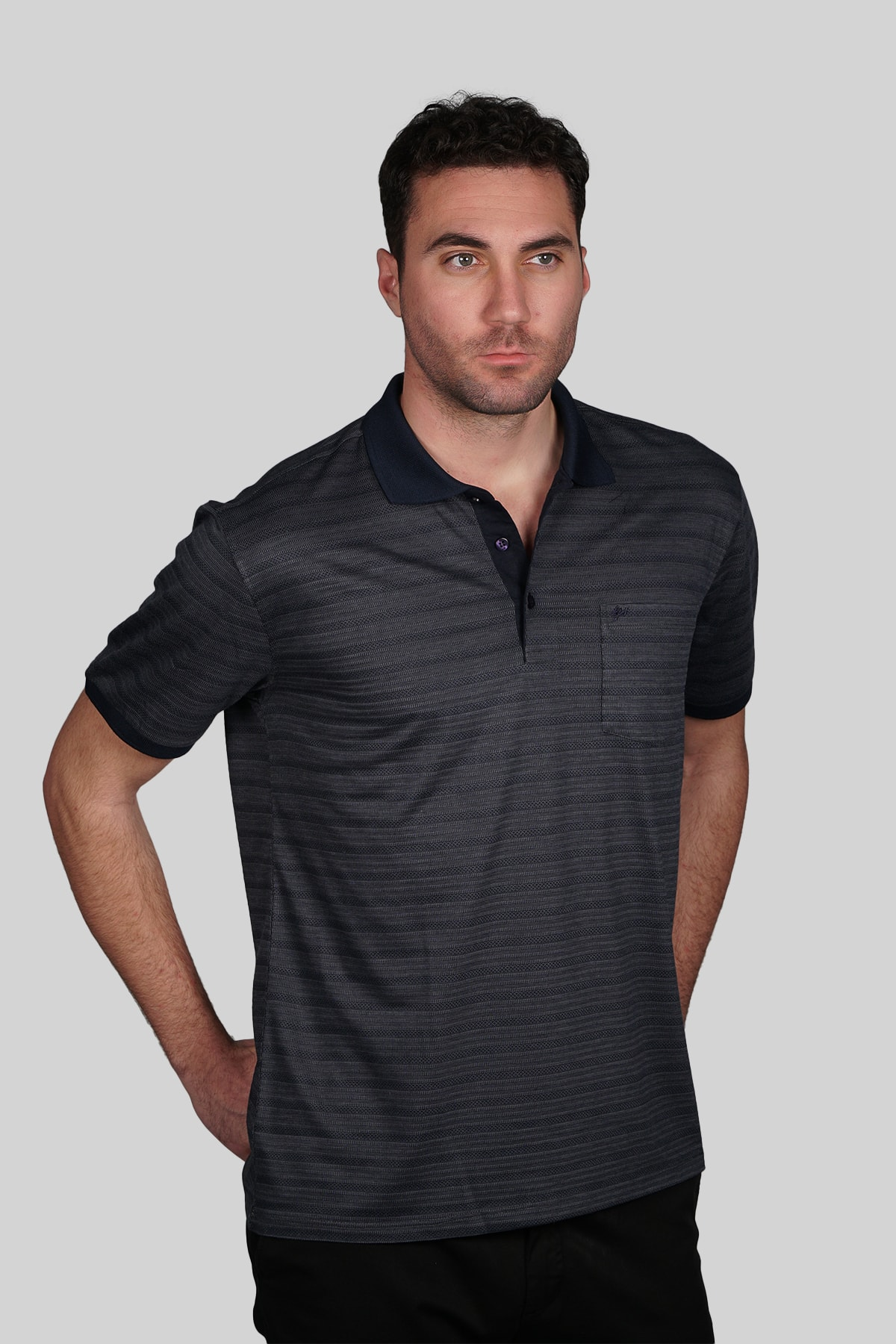 İgs Füme Regular Fit Tişört