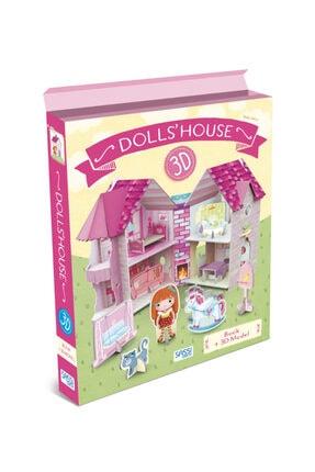 Sassi Junior 3d Karton Seti // Dollhouse 1