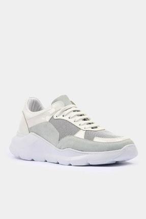 Hotiç Beyaz Erkek Spor Ayakkabı 1
