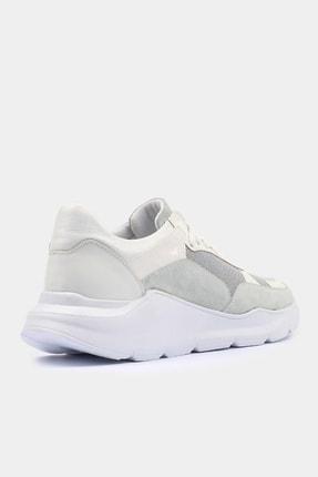 Hotiç Beyaz Erkek Spor Ayakkabı 2