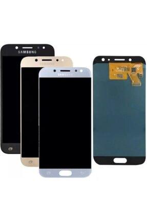Samsung Galaxy J7 Pro J730f J7 2017 Lcd Ekran Dokunmatik Öncam A Kalite Copy 0
