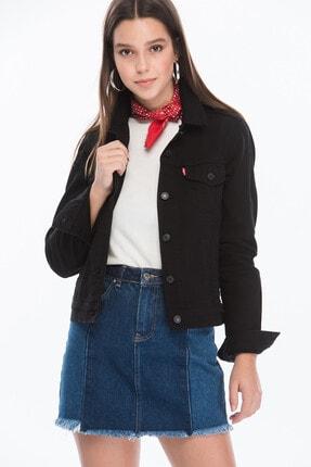 Levi's Kadın Siyah Düğmeli Ceket 29945-0038 0