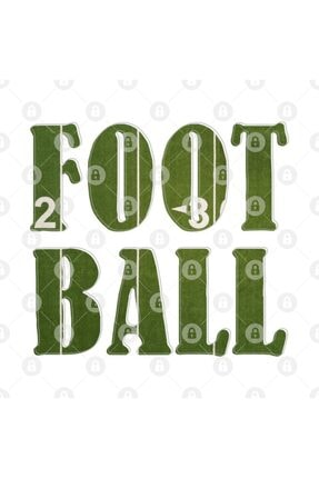 TatFast Foot Ball Football Kupa 2