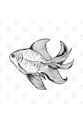 TatFast Hand Drawn Fish Kupa 2