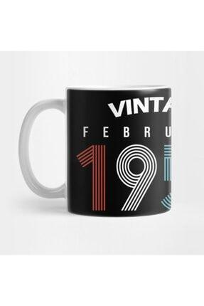 TatFast 1953 - February Vintage Birthday Gift Kupa 0